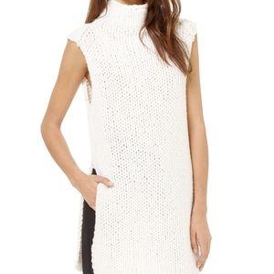 Wilfred Le Fou White Durandal Sweater Medium